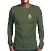 Santa Claus is comming! Mens Long Sleeve T-Shirt