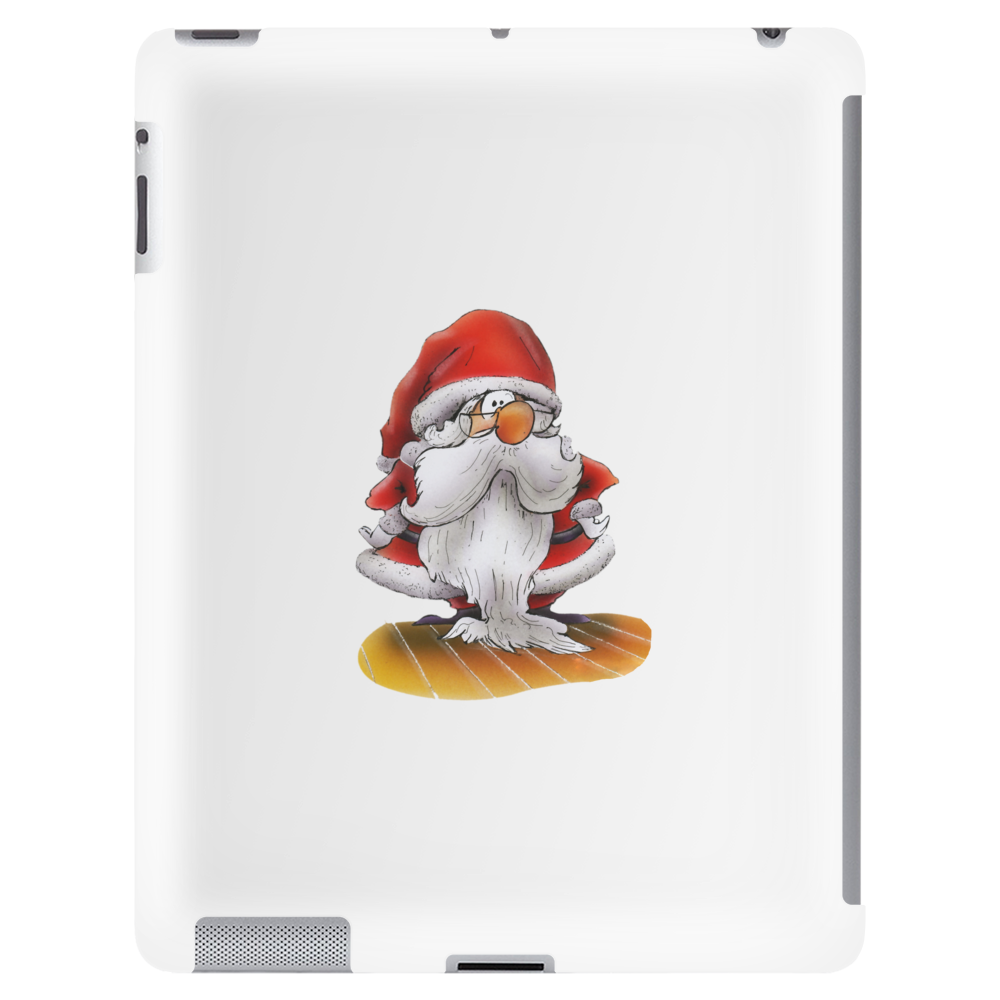 Santa Claus is comming! Tablet (vertical)