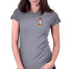 Santa Claus is comming! Womens Fitted T-Shirt