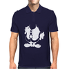 SANTA CLAUS Not Head Mens Polo