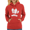 SANTA CLAUS Not Head Womens Hoodie