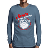 Santa is my Homeboy Mens Long Sleeve T-Shirt