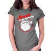 Santa is my Homeboy Womens Fitted T-Shirt