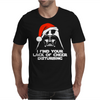 Santa Star Wars Mens T-Shirt