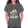 Santa Star Wars Womens Polo