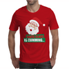 Santas Cumming Mens T-Shirt