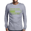 Sarcasm Loading Funny Computer Tech Gee Mens Long Sleeve T-Shirt