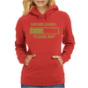 Sarcasm Loading Funny Computer Tech Gee Womens Hoodie