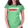 Sarcasm Loading, Mens Funny Womens Fitted T-Shirt