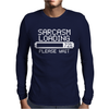 Sarcasm Loading Mens Long Sleeve T-Shirt