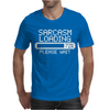 Sarcasm Loading Mens T-Shirt