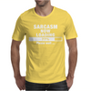 SARCASM NOW LOADING Mens T-Shirt