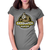 Sasquatch Hunter Womens Fitted T-Shirt
