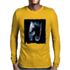 Sasquatch Mens Long Sleeve T-Shirt