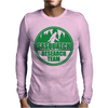 Sasquatch Resear Mens Long Sleeve T-Shirt