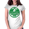 Sasquatch Resear Womens Fitted T-Shirt