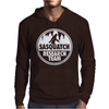 Sasquatch Research Team Mens Hoodie