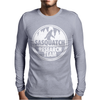 Sasquatch Research Team Mens Long Sleeve T-Shirt