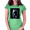 Sasquatch Womens Fitted T-Shirt