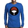 Sasuke Uchiha Mens Long Sleeve T-Shirt