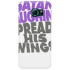 SATAN LAUGHING SPREADS HIS WINGS Phone Case