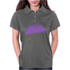 SATAN LAUGHING SPREADS HIS WINGS Womens Polo