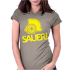 Sauer! Womens Fitted T-Shirt