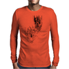 Sauron art Mens Long Sleeve T-Shirt