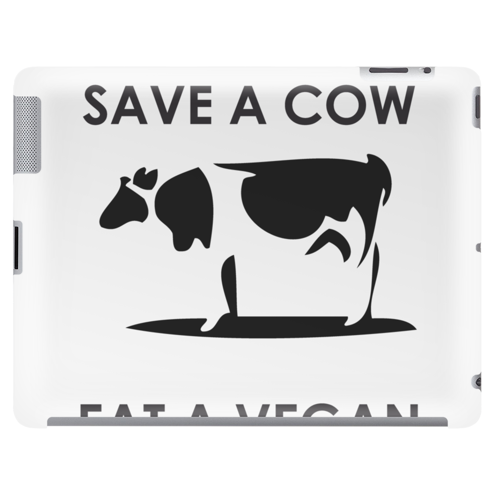 Save a Cow, eat a Vegan Tablet