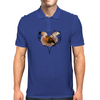 Save a Robin Graphic Mens Polo