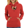 Save a Robin Graphic Womens Hoodie