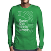 Save The Clock Tower Mens Long Sleeve T-Shirt