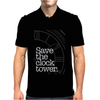 Save The Clock Tower Mens Polo