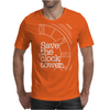 Save The Clock Tower Mens T-Shirt