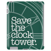 Save The Clock Tower Tablet