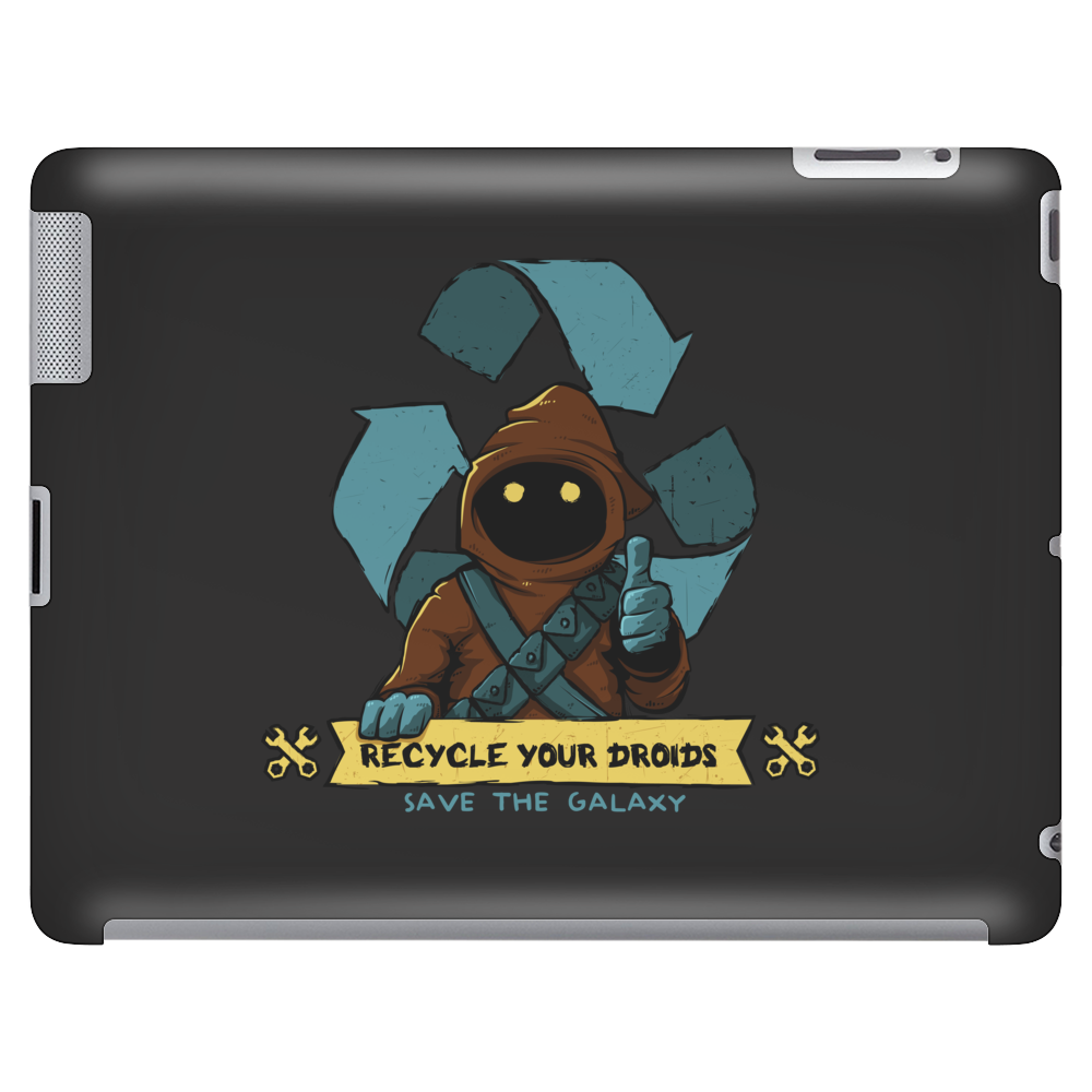 Save the galaxy Tablet (horizontal)