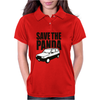 Save the Panda Womens Polo