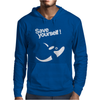 Save Yourself Mens Hoodie