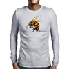 #savethebees Mens Long Sleeve T-Shirt