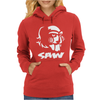 Saw Puppe Horror Womens Hoodie