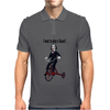 Saw Trike Play A Game Horror Bike, Mens Polo