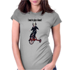 Saw Trike Play A Game Horror Bike, Womens Fitted T-Shirt