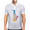 Sax Addict saxophone Mens Polo