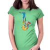 Sax Addict saxophone Womens Fitted T-Shirt