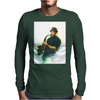saxophonist Mens Long Sleeve T-Shirt