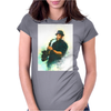 saxophonist Womens Fitted T-Shirt