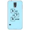 Say my name Phone Case