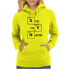 Say my name Womens Hoodie