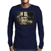 SAY NO ! Mens Long Sleeve T-Shirt