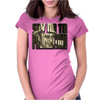 SAY NO ! Womens Fitted T-Shirt
